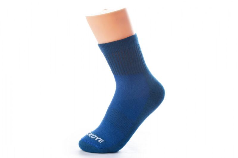 Royal Blue Sports Socks